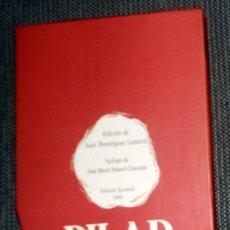 Libros de segunda mano: PILAR LETRAS Y ARTE CUATRO PRIMEROS CUADERNILLOS REVISTA. EDICIÓN FACSÍMIL AÑO 1945. POESIA. Lote 182286411