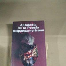 Libros de segunda mano: ANTOLOGÍA DE LA POESÍA HISPANOAMERICANA. EDITORIAL ALBA. Lote 183232016