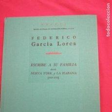 Libros de segunda mano: POESIA. REVISTA ILUSTRADA. N. 23 Y 24. FEDERICO GARCIA LORCA. Lote 183615251