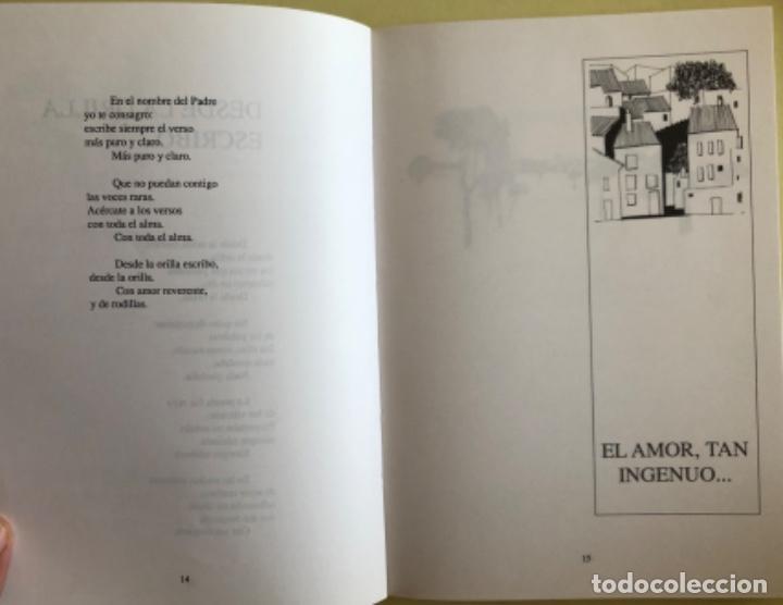 Libros de segunda mano: CARTAGENA- MURCIA- POEMAS DESDE LA ORILLA- JOAQUIN ORTEGA PARRA- 1.990 - Foto 3 - 293544148