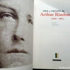 Libros de segunda mano: VIDA Y HECHOS DE ARTHUR RIMBAUD (1854 - 1891) - REVISTA POESÍA Nº 44 - ILUSTRADA CON FOTOGRAFÍAS. Lote 185755675