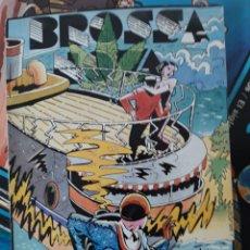 Libros de segunda mano: BROSSA NOVA. POETES VALENCIANS DELS 80. 1981. Lote 186206775
