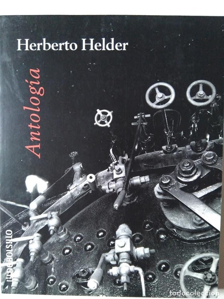 HERBERTO HELDER: ANTOLOGÍA. SELECCIÓN Y TRADUCCIÓN DE JORDI VILLARONGA (Libros de Segunda Mano (posteriores a 1936) - Literatura - Poesía)
