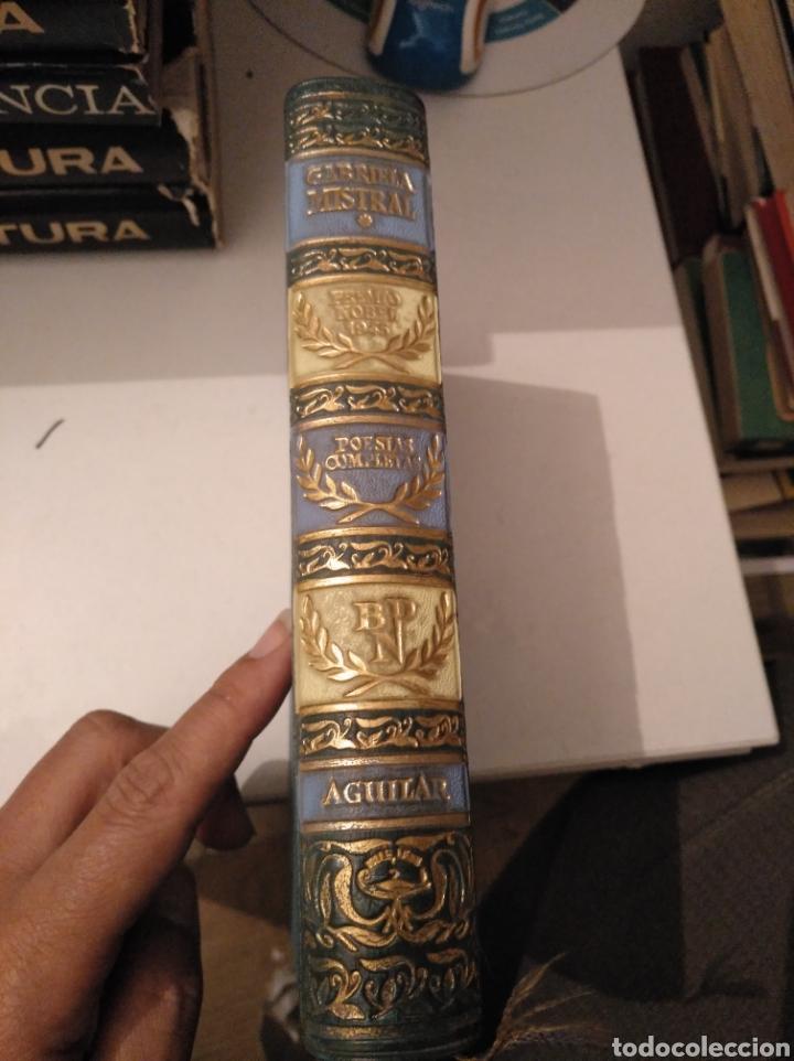 Libros de segunda mano: Poesías completas. Nobel 1945. Gabriela mistral. desolación; Ternura; tala; lagar. Aguilar - Foto 5 - 186298387