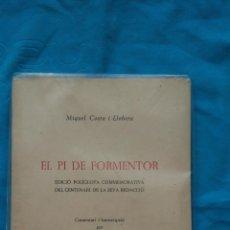 Libros de segunda mano: EL PI DE FORMENTOR EDICIÓ POLIGLOTA. Lote 187442807