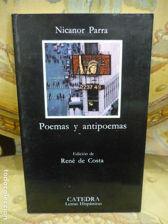 Poemas Y Antipoemas 1954 De Nicanor Parra C Sold Through Direct Sale 189329591