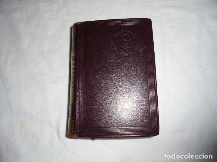 CAMPOAMOR OBRAS POETICAS COMPLETAS.EDICIONES AGUILAR MADRID 1951.6ª EDICION.ESTUDIO PRELIMINAR DE (Libros de Segunda Mano (posteriores a 1936) - Literatura - Poesía)