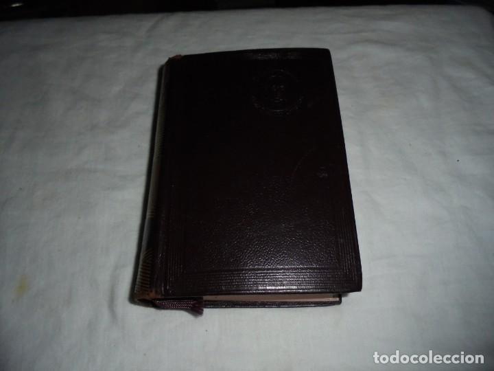 Libros de segunda mano: CAMPOAMOR OBRAS POETICAS COMPLETAS.EDICIONES AGUILAR MADRID 1951.6ª EDICION.ESTUDIO PRELIMINAR DE - Foto 3 - 189386766