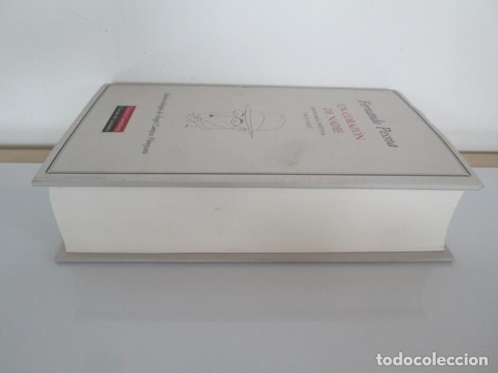 Libros de segunda mano: FERNANDO PESSOA. UN CORAZON DE NADIE.ANTOLOGIA POETICA .CIRCULO DE LECTORES. 2001 - Foto 4 - 194221116