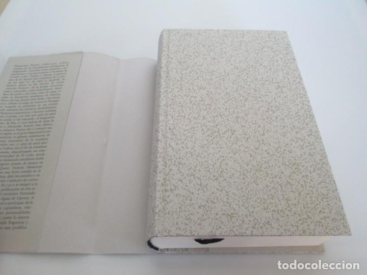 Libros de segunda mano: FERNANDO PESSOA. UN CORAZON DE NADIE.ANTOLOGIA POETICA .CIRCULO DE LECTORES. 2001 - Foto 7 - 194221116