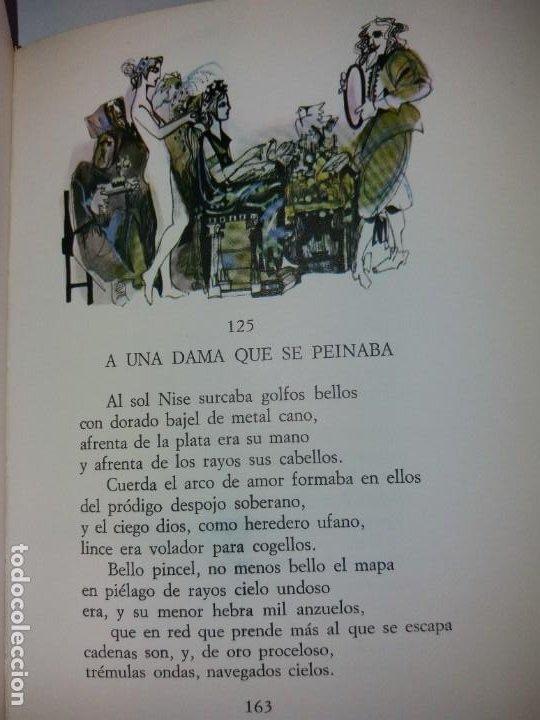 Libros de segunda mano: EXCEPCIONAL CONDE DE VILLAMEDIANA BIBLIOFILOS ILUSTRADO POR MUNOA - Foto 15 - 194356985