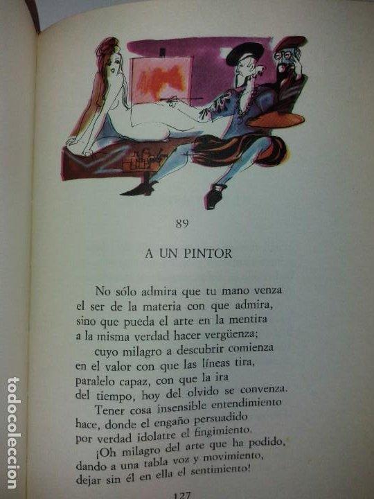 Libros de segunda mano: EXCEPCIONAL CONDE DE VILLAMEDIANA BIBLIOFILOS ILUSTRADO POR MUNOA - Foto 19 - 194356985