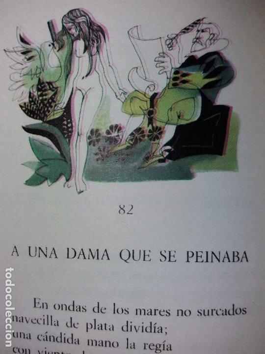 Libros de segunda mano: EXCEPCIONAL CONDE DE VILLAMEDIANA BIBLIOFILOS ILUSTRADO POR MUNOA - Foto 21 - 194356985