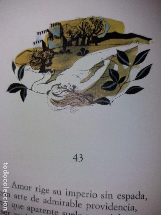 Libros de segunda mano: EXCEPCIONAL CONDE DE VILLAMEDIANA BIBLIOFILOS ILUSTRADO POR MUNOA - Foto 27 - 194356985