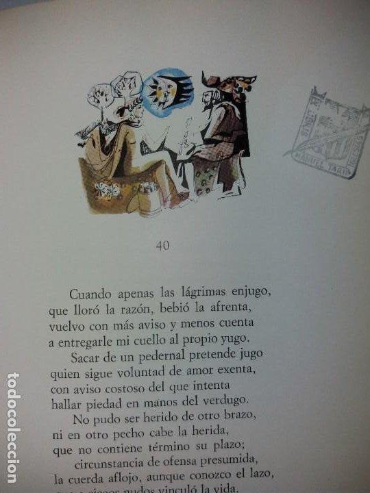 Libros de segunda mano: EXCEPCIONAL CONDE DE VILLAMEDIANA BIBLIOFILOS ILUSTRADO POR MUNOA - Foto 28 - 194356985