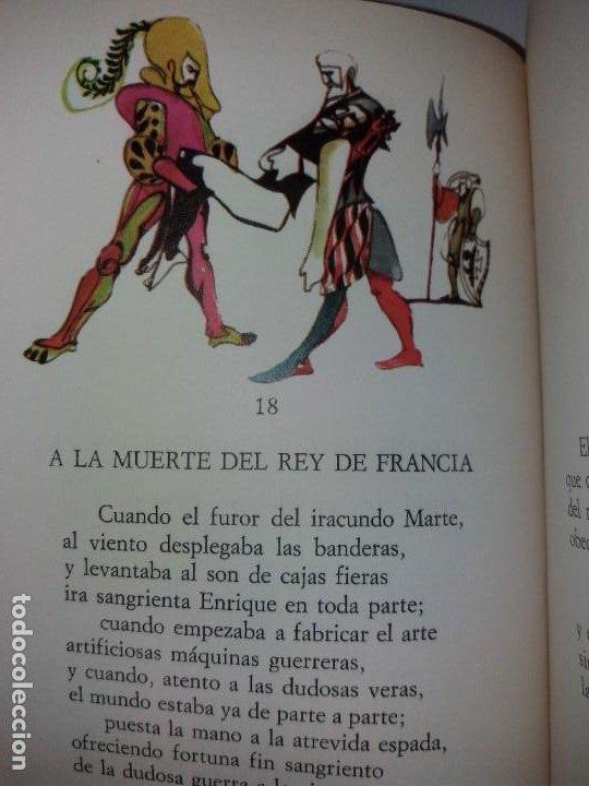 Libros de segunda mano: EXCEPCIONAL CONDE DE VILLAMEDIANA BIBLIOFILOS ILUSTRADO POR MUNOA - Foto 32 - 194356985