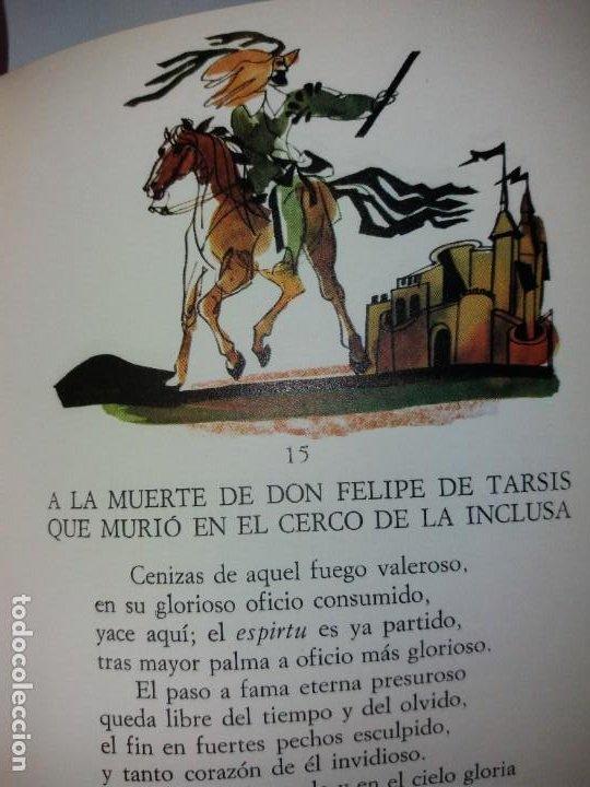 Libros de segunda mano: EXCEPCIONAL CONDE DE VILLAMEDIANA BIBLIOFILOS ILUSTRADO POR MUNOA - Foto 33 - 194356985