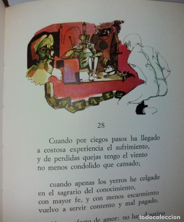 Libros de segunda mano: EXCEPCIONAL CONDE DE VILLAMEDIANA BIBLIOFILOS ILUSTRADO POR MUNOA - Foto 44 - 194356985