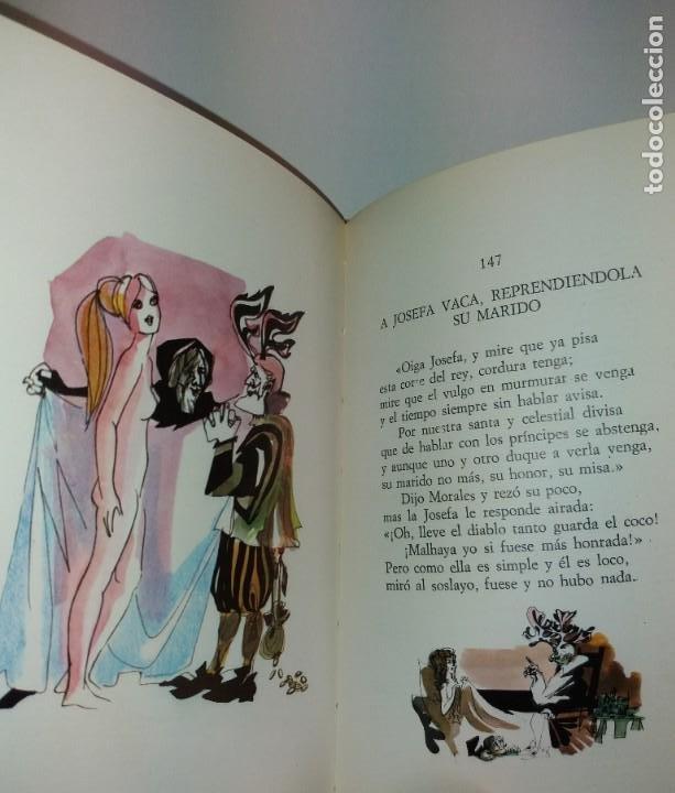 Libros de segunda mano: EXCEPCIONAL CONDE DE VILLAMEDIANA BIBLIOFILOS ILUSTRADO POR MUNOA - Foto 45 - 194356985