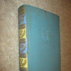 Libros de segunda mano: GABRIELA MISTRAL, POESÍAS COMPLETAS, BIBLIOTECA PREMIOS NOBEL AGUILAR 1962. Lote 194689610