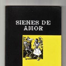 Libros de segunda mano: SIENES DE AMOR NURIA MEZQUITA CANGREJO PISTOLERO SEVILLA 2005 FIRMADO. Lote 194940118