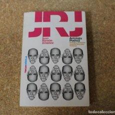 Libros de segunda mano: JUAN RAMON JIMENEZ ANTOLOGÍA POÉTICA VOCES CRÍTICAS. Lote 194942391