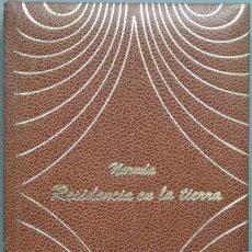Libros de segunda mano: 1974.- RESIDENCIA EN LA TIERRA. NERUDA. Lote 194966465