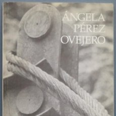 Libros de segunda mano: EL ANGEL TRISTE. ANGELA PEREZ OVEJERO. CON DEDICATORIA AUTOGRAFA AUTORA. Lote 195045263