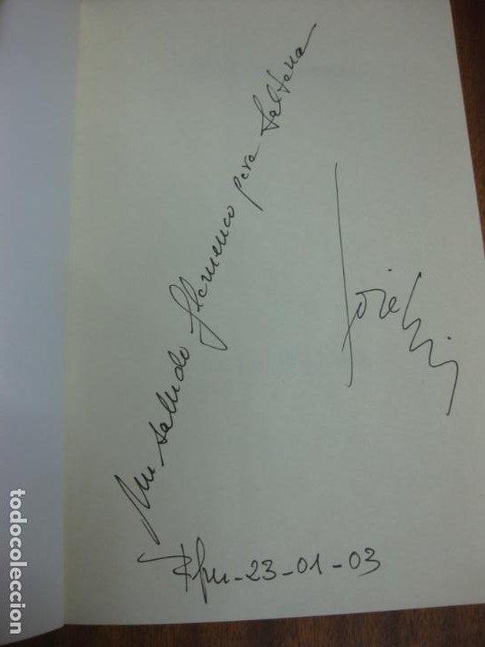 Libros de segunda mano: ANTOLOGIA DE POEMAS. STEFAN HERTMANS. CON DEDICATORIA... VER DESCRIPCION.. - Foto 2 - 195389091