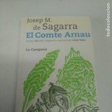 Libros de segunda mano: EL COMPTE ARNAU JOSEP MARIA DE SEGARRA LLIBRE + CD ENTRE Y MIRE MIS OTROS LIBROS. Lote 195428050