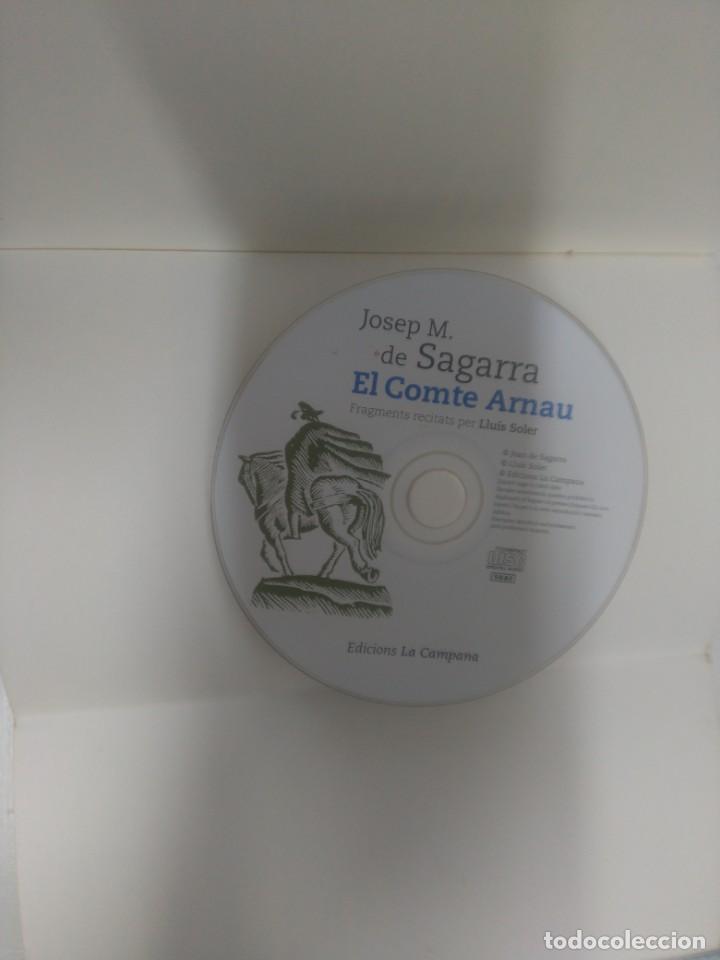 Libros de segunda mano: EL COMPTE ARNAU JOSEP MARIA DE SEGARRA LLIBRE + CD ENTRE Y MIRE MIS OTROS LIBROS - Foto 2 - 195428050
