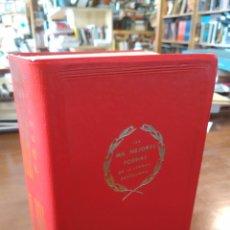 Libros de segunda mano: LAS MIL MEJORES POESIAS DE LA LENGUA CASTELLANA. Lote 195465975