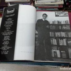 Libros de segunda mano: FRANCISCO GINER DE LOS RÍOS. LA RAMA VIVA Y OTROS POEMAS . ANTOLOGÍA ESPAÑA 1932-38 MÉXICO 1939-66. Lote 195518862