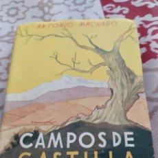 Libros de segunda mano: CAMPOS DE CASTILLA ANTONIO . MACHADO. Lote 195633376