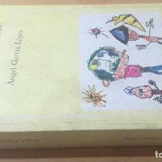 Livros em segunda mão: POESIAS 1989 - 2004 - ANGEL GARCIA LOPEZ - UNIVERSIDAD POPULAR SAN SEBASTIAN REYESTXT78. Lote 196807691