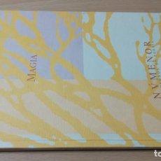 Libros de segunda mano: MAGIA - ROCIO ARANA CABALLERO - NUMEROR CUADERNOS DE POESIA 11TXT85. Lote 196807938