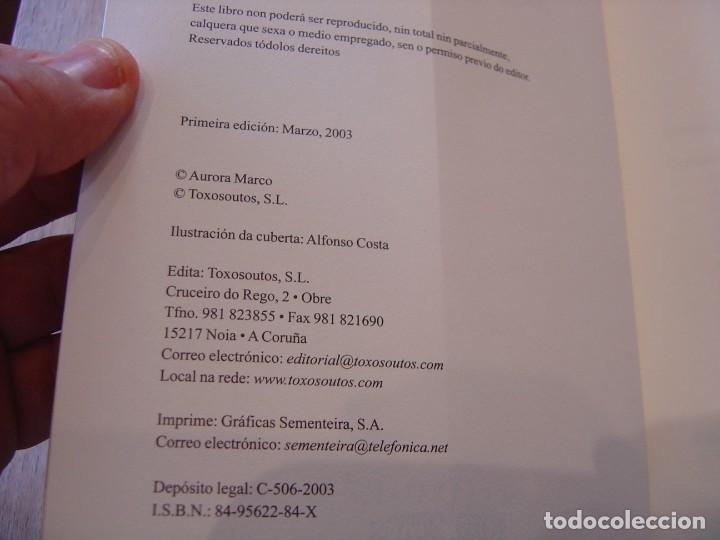Libros de segunda mano: AVILÉS DE TARAMANCOS. Un francotirador da fermosura. AURORA MARCO. Toxosoutos SL 1º edición. 2003 - Foto 3 - 197783567