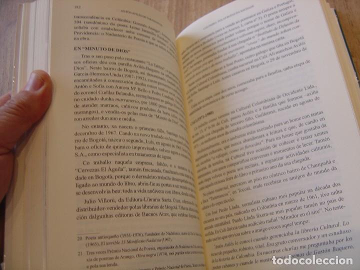 Libros de segunda mano: AVILÉS DE TARAMANCOS. Un francotirador da fermosura. AURORA MARCO. Toxosoutos SL 1º edición. 2003 - Foto 9 - 197783567