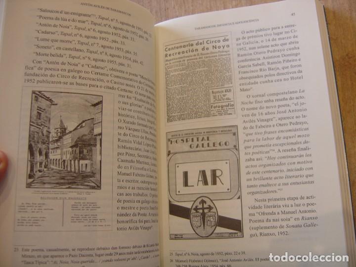 Libros de segunda mano: AVILÉS DE TARAMANCOS. Un francotirador da fermosura. AURORA MARCO. Toxosoutos SL 1º edición. 2003 - Foto 10 - 197783567