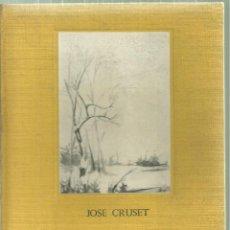 Libros de segunda mano: 3280.- POESIA - LA INFINITA MANERA - JOSE CRUSET-EDITORIAL ARGOS 1961 - DEDICATORIA AUTOGRAFA. Lote 198283596