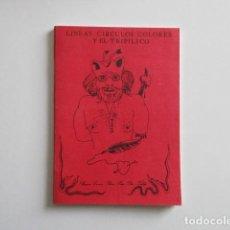 Libros de segunda mano: CONTRACULTURA GALLEGA AÑOS 80, LINEAS CIRCULOS COLORES Y EL TRIPILICO, BARON ERBON BON XAN DA TOLDA. Lote 198488795