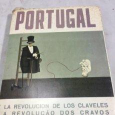 Libros de segunda mano: PORTUGAL. LA REVOLUCIÓN DE LOS CLAVELES. REVISTA LITORAL 53 - 54 - 55 - 56 - 57 - 58 EDICIÓN 1975. Lote 199282920