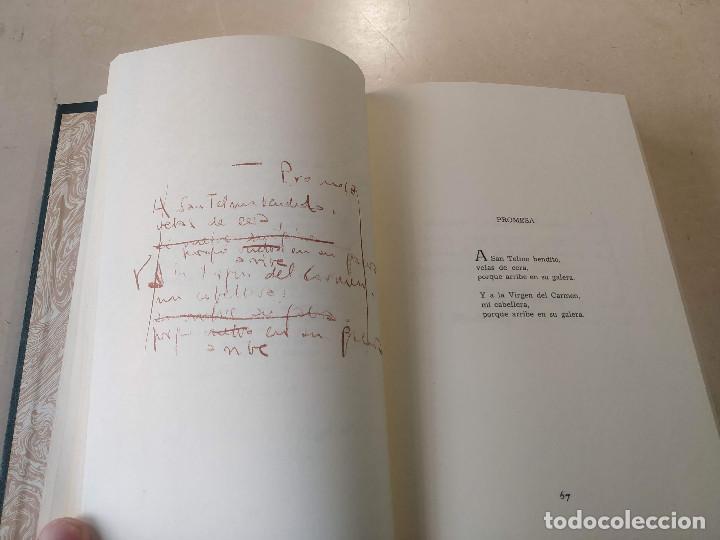 Libros de segunda mano: LITORAL - REVISTA DE LA POESÍA Y EL PENSAMIENTO Nº 70/71/72 (ALBERTI)-73/74/75 (HERNÁNDEZ) 76/77/78 - Foto 3 - 199630971