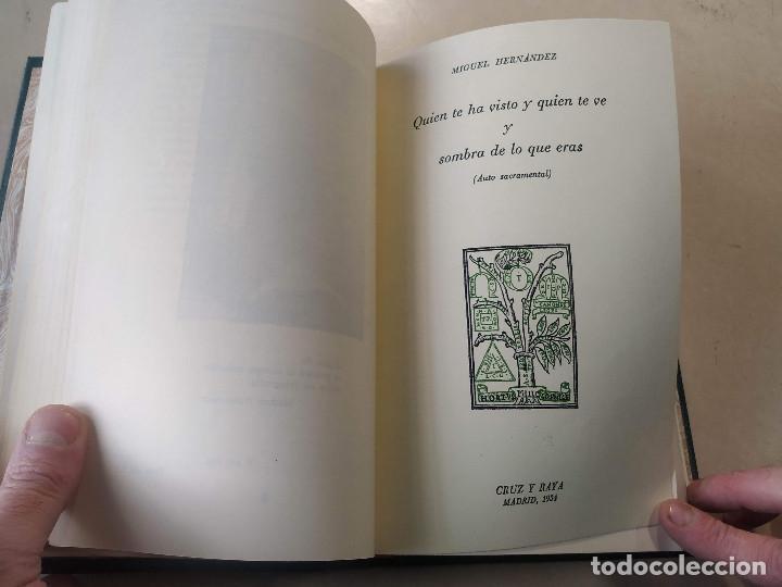 Libros de segunda mano: LITORAL - REVISTA DE LA POESÍA Y EL PENSAMIENTO Nº 70/71/72 (ALBERTI)-73/74/75 (HERNÁNDEZ) 76/77/78 - Foto 4 - 199630971