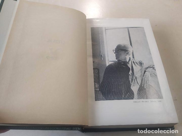 Libros de segunda mano: LITORAL-REV. DE LA POESÍA Y EL PENSAMIENTO Nº100/101/102-103/104/105+BALADA MARINERA DE AMADO(DEDIC - Foto 4 - 199631473