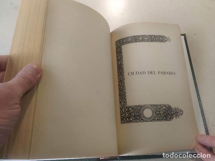Libros de segunda mano: LITORAL-REV. DE LA POESÍA Y EL PENSAMIENTO Nº100/101/102-103/104/105+BALADA MARINERA DE AMADO(DEDIC - Foto 6 - 199631473
