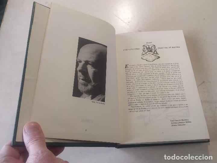 Libros de segunda mano: LITORAL - REVISTA DE LA POESÍA Y EL PENSAMIENTO Nº 163/164/165 (GIL DE BIEDMA) Y 171 (CAFFARENA) - Foto 2 - 199631745