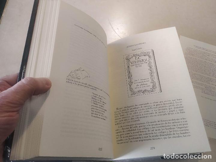 Libros de segunda mano: LITORAL - REVISTA DE LA POESÍA Y EL PENSAMIENTO Nº 181/182 - MANUEL ALTOLAGUIRRE-LOS PASOS PROFUNDOS - Foto 4 - 199631781
