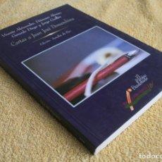 Libros de segunda mano: CARTAS A JUAN JOSE DOMENCHINA – AMELIA DE PAZ - EDITA DIPUTACION MALAGA CENTRO CULTURAL DEL 27. Lote 201359520