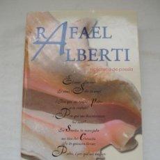 Libros de segunda mano: ANTOLOGIA. RAFAEL ALBERTI. BIBLIOTECA DE POESIA. LIBSA. 2001. LIBRO NUEVO. TCE01. Lote 202045940